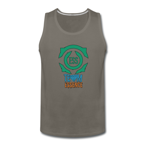 Team Essence Illustration - Men's Premium Tank