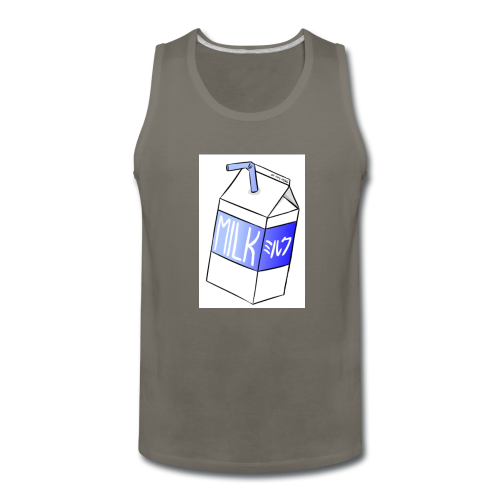 Box of milk - Men's Premium Tank