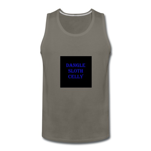 danglesloth - Men's Premium Tank