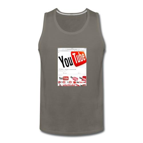 Brady Allaby Vlogs - Men's Premium Tank