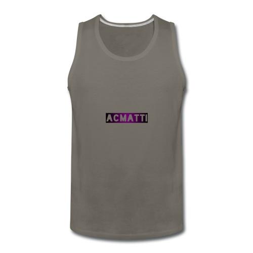 Simple ACMATTI - Men's Premium Tank