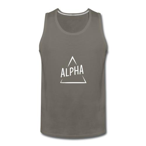 Alpha Brand - Men's Premium Tank