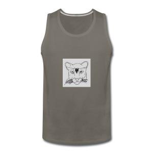 Lioness - Men's Premium Tank