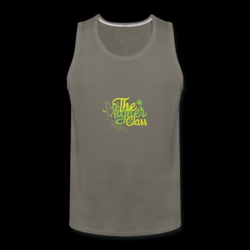 the higher class 2 - Men's Premium Tank