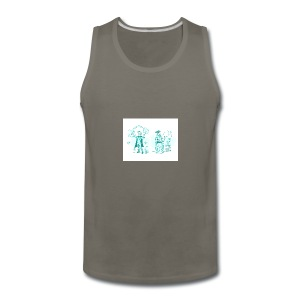 TEST DESIGN - Men's Premium Tank