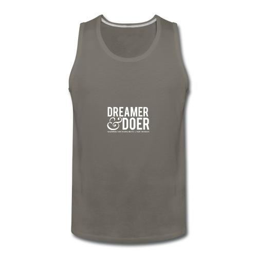 Wealth Weekly Dreamer and Doer Tee - Men's Premium Tank