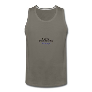 Love Perseveres - Men's Premium Tank