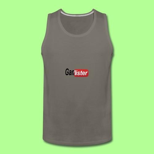 gamister_shirt_design_6 - Men's Premium Tank