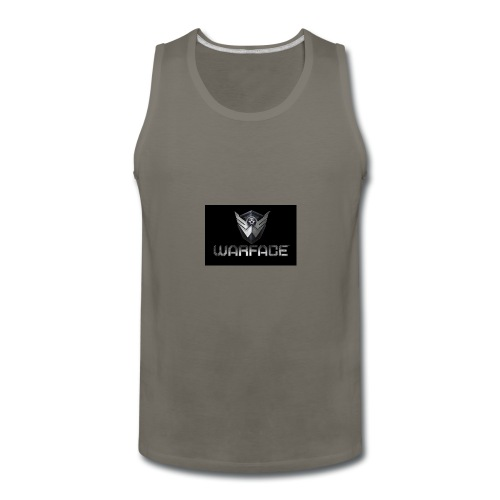 warface-logo - Men's Premium Tank