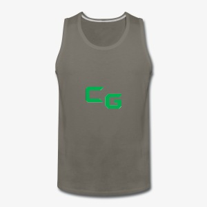 certifiedatol gaming logo - Men's Premium Tank