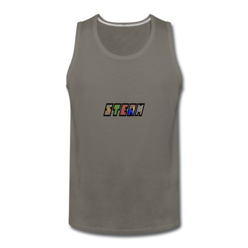 STEAM - Men's Premium Tank