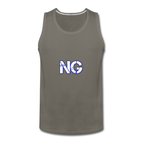 cooltext221976116542463 - Men's Premium Tank