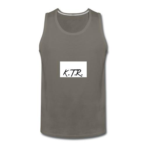 K.T.R. Merchandise - Men's Premium Tank