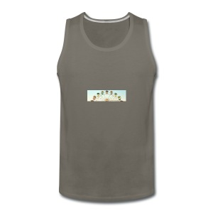 header_image_cream - Men's Premium Tank