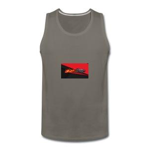 warface_black_shark - Men's Premium Tank