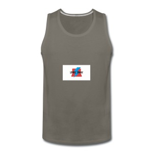 Simple Studios Prototype T-Shirt (White) - Men's Premium Tank