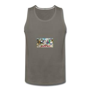 Coconut Town - Men's Premium Tank