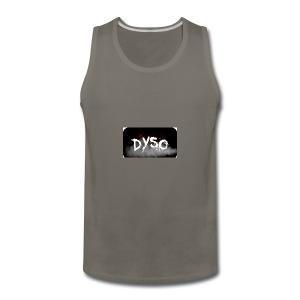 Dyso Platinum design - Men's Premium Tank