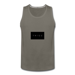 T H I C C T-shirts,hoodies,mugs etc. - Men's Premium Tank