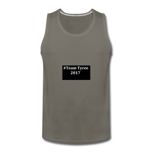 Team_tyree - Men's Premium Tank