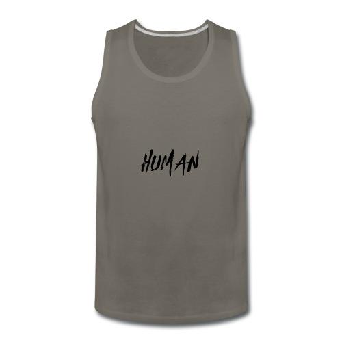 HUMAN STORES - Men's Premium Tank