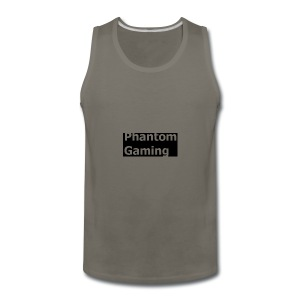 Phantom Shirt No.4 | New Logo Design - Men's Premium Tank
