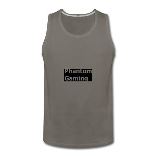Phantom Shirt No.4   New Logo Design - Men's Premium Tank