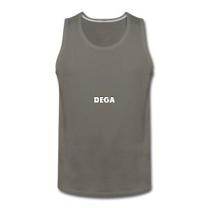 dega shirt - Men's Premium Tank