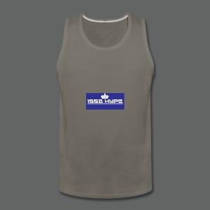 issahype_blue - Men's Premium Tank
