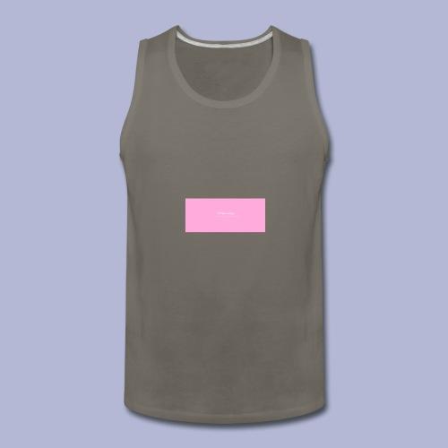 TP_shirt_logo2 - Men's Premium Tank