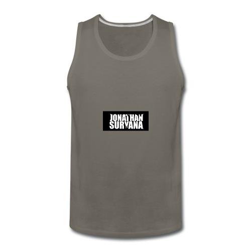 bling bling jonathan suryana - Men's Premium Tank