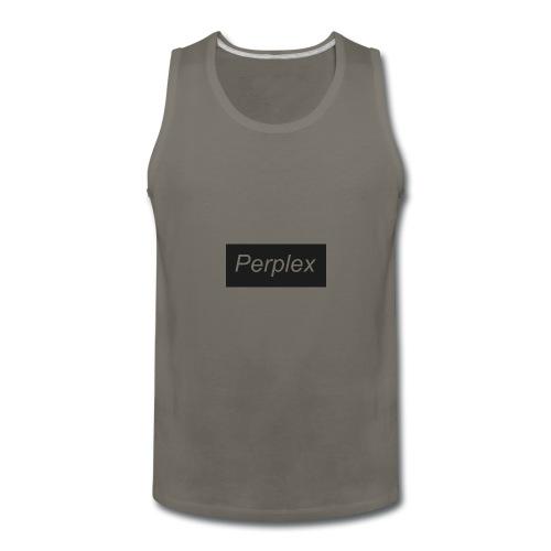 PerplexShirtLogo - Men's Premium Tank