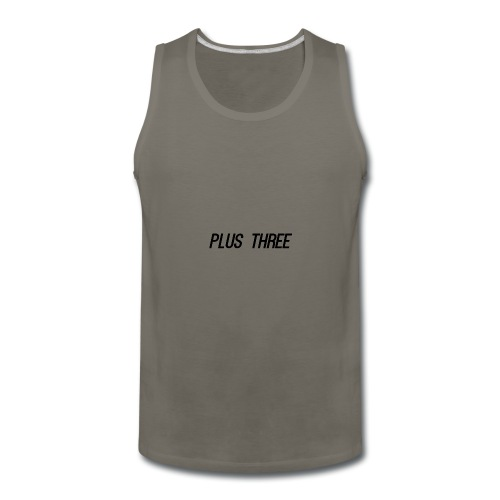 new design transparent - Men's Premium Tank
