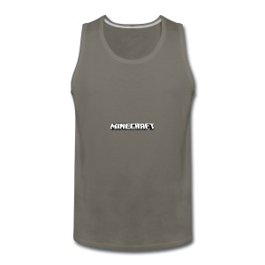 Mincraft MERCH - Men's Premium Tank