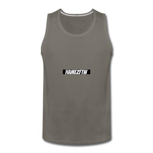 pink-youtube-banner-template_18772 - Men's Premium Tank