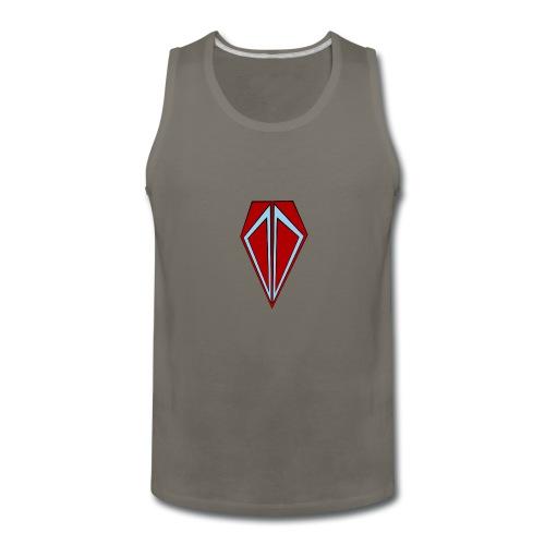 Mining Bros Logo - Men's Premium Tank