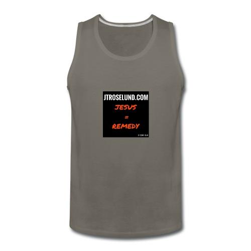 JTRoselund.com Merchandise - Men's Premium Tank