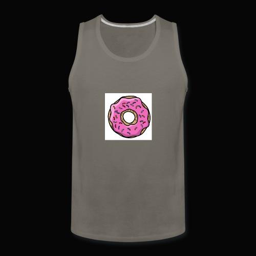 Doughnut Style - Men's Premium Tank