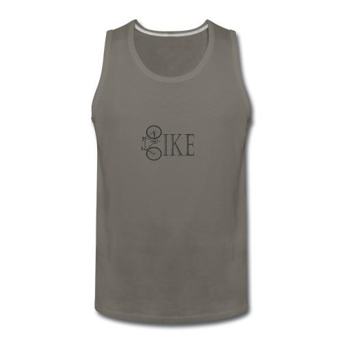 Bicycle Bike Design - Men's Premium Tank