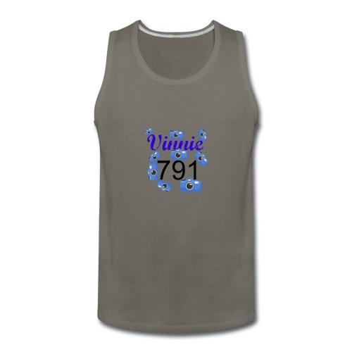 Vinnie 791 - Men's Premium Tank