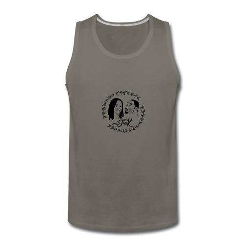Wedding T-Shirt - Men's Premium Tank