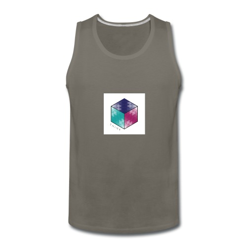 Think outside of the box tee 2.0 - Men's Premium Tank