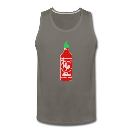 Hot Sauce Bottle - Men's Premium Tank