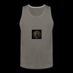 CAESAR GOLD1 - Men's Premium Tank