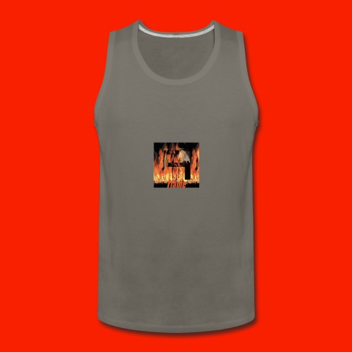 FAJ Flame Merch - Men's Premium Tank