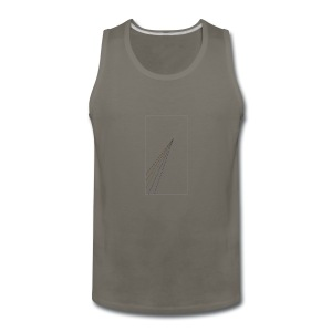 Light Subtlety - Men's Premium Tank