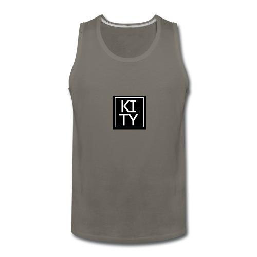 Kity na kvadrat - Men's Premium Tank