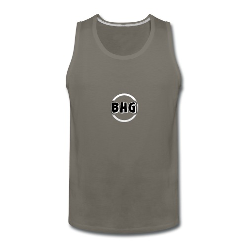 BlackHatGaming - Men's Premium Tank