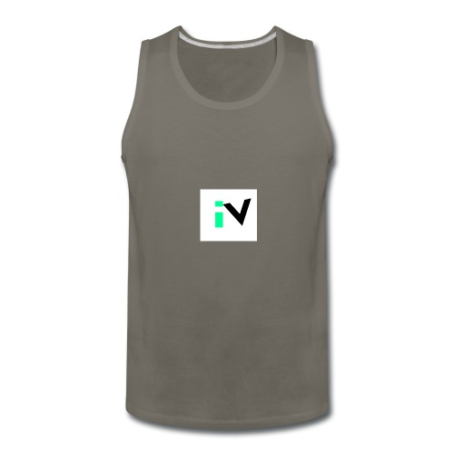 Isaac Velarde merch - Men's Premium Tank