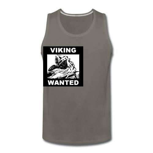 VIKING WANTED - Men's Premium Tank